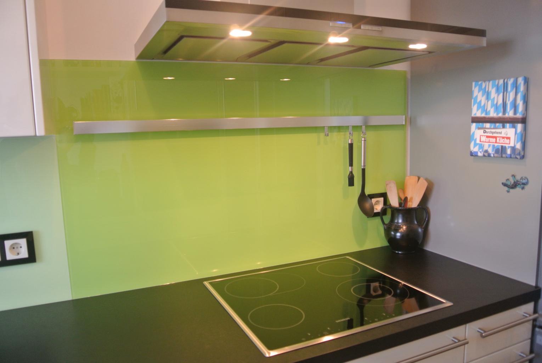 Küchenrückwand nach ral