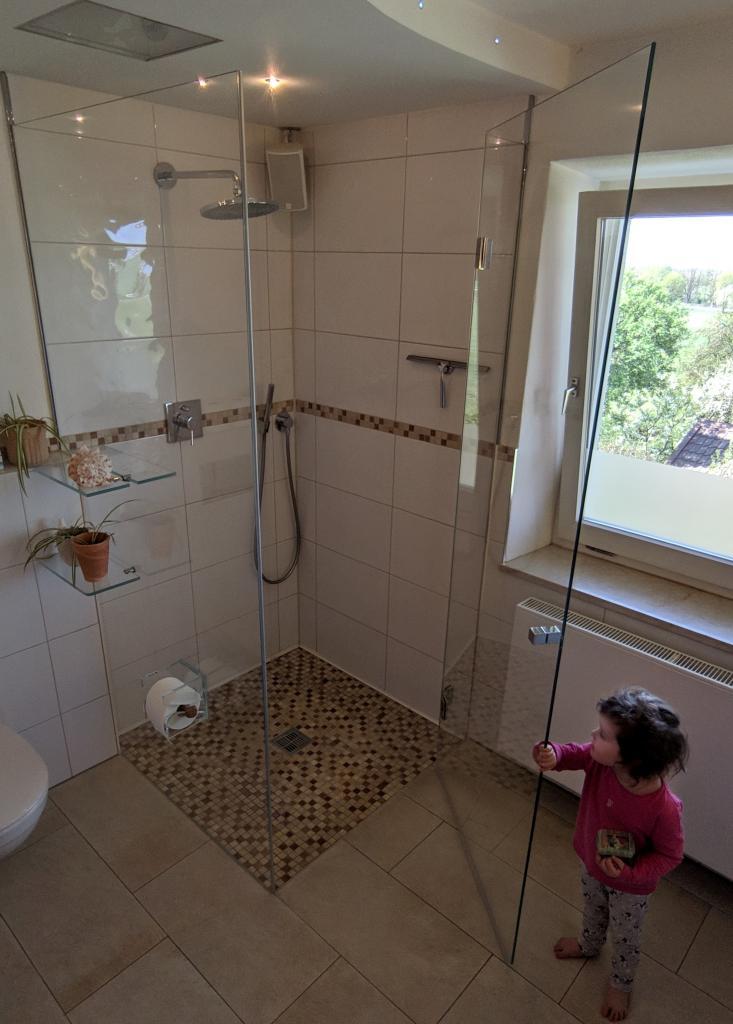Kinderleicht Dusche vom Lorenz