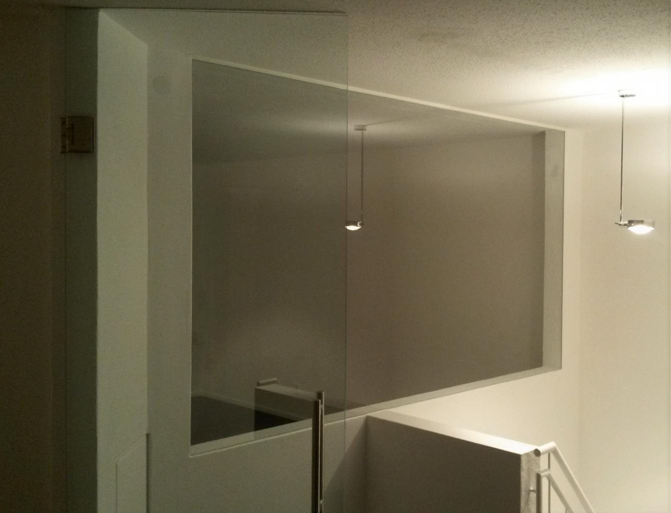 Lichtausschnitt zur Treppe